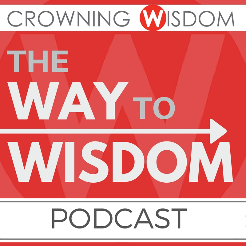 NEW Podcast!  The Way to Wisdom Episode 3 – ANGER
